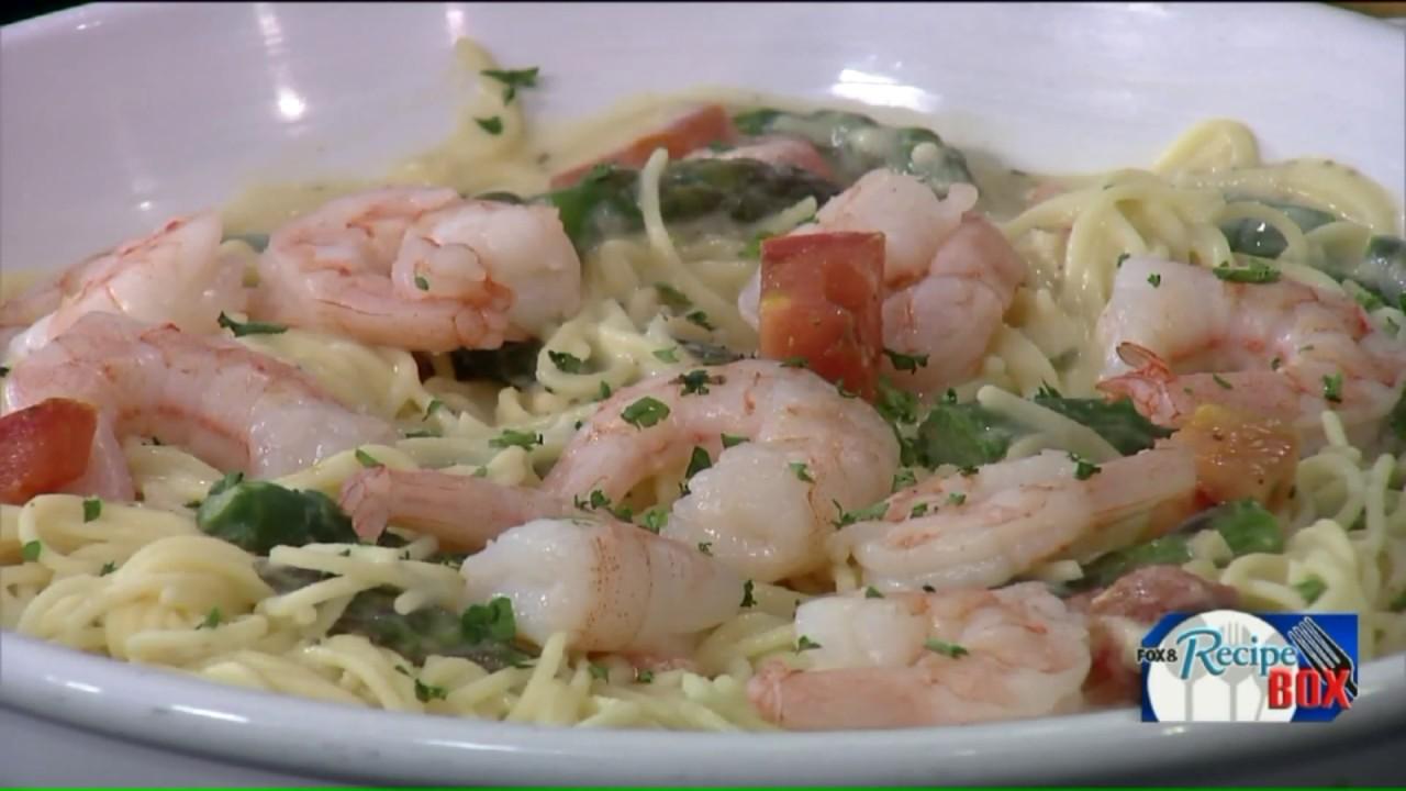 Olive Garden S Shrimp Scampi Youtube
