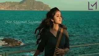 I Wanna Fly full song with Lyrics Krishnarjuna Yudham