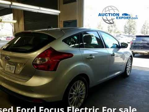 used 2014 ford focus electric for sale in usa shipping to jordan youtube. Black Bedroom Furniture Sets. Home Design Ideas