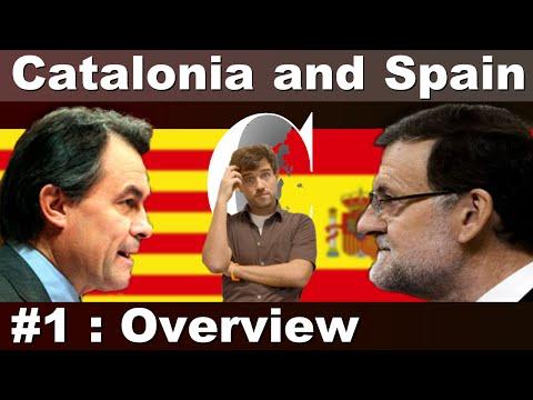 Spain-Catalonia #1: An impartial explanation of separatism