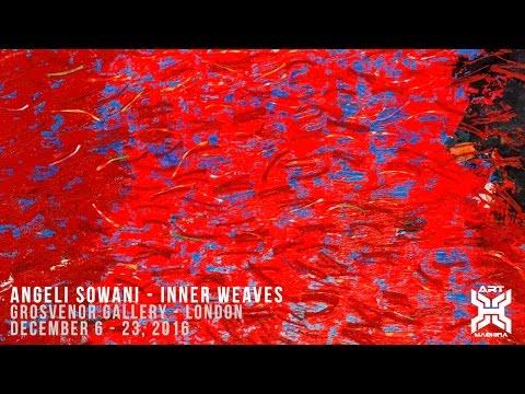 Angeli Sowani - Inner Weaves Grosvenor Gallery - London through December 23, 2016
