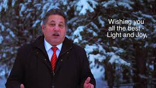 Congratulations with Christmas 2017 from Pastor Reuben Nazarchuk