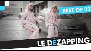 Le Dézapping - Best of 23 Jérôme Daran et Tex (Breaking Bad, 100% People, etc.)