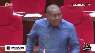 """Viwanda Vipo ICU, Waziri Anasema Atanipiga"" - PROF JAY"