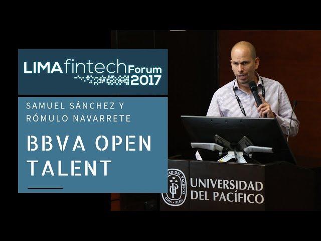 Lima Fintech Forum 2017: SAMUEL SÁNCHEZ y RÓMULO NAVARRETTE