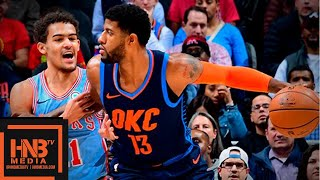 OKC Thunder vs Atlanta Hawks Full Game Highlights | 01/15/2019 NBA Season