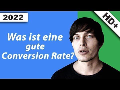 Was ist eine gute Conversion-Rate?