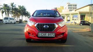 Datsun Redi GO (සිංහල) Review by ElaKiri.com