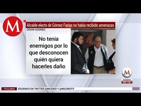 Alcalde electo agredido en Chihuahua no sufrió amenazas: hermano