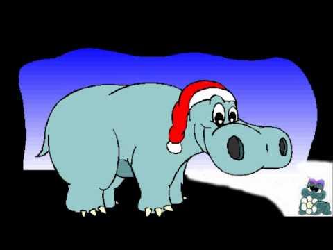 Hipopotam Recytacja Emilian Kamiński