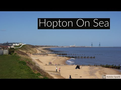 Travel Guide Hopton On Sea Norfolk UK Pros And Con's Review