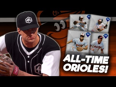 THE ALL-TIME BALTIMORE ORIOLES TEAM BUILD..