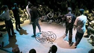 Soul Mavericks VS North Mob | 3on3 TOP8 ▶ Enter The Circle 2018