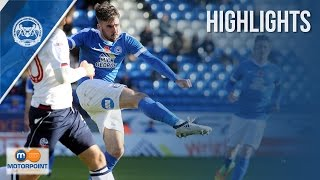 HIGHLIGHTS | Peterborough United vs Bolton Wanderers