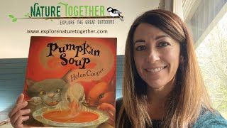 November 7th Story Time - Pumpkin Soup by Helen Cooper