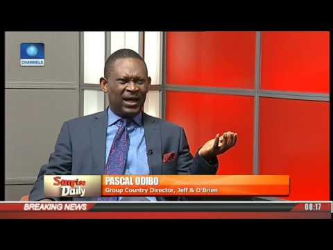 Sunrise Daily: Financial Consultant Hails FG's Policy On Ease Of Doing Business  Pt 1