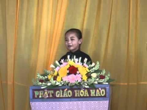 5 tuổi đi tu -  đã thuyết pháp - 10 y.old sermon01(5).flv