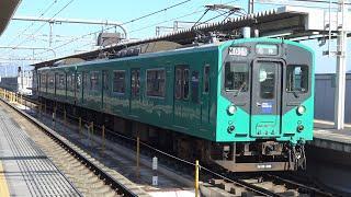 【4K】JR加古川線 普通列車103系電車 カコM5編成 加古川駅発車
