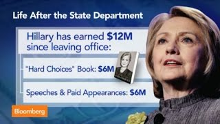Will Hillary Clinton's Wealth Be a 2016 Liability?