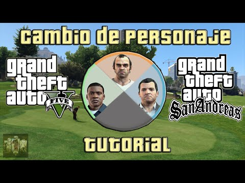 Full download mod cambiar personaje gta v para gta san for Cuarto personaje gta 5