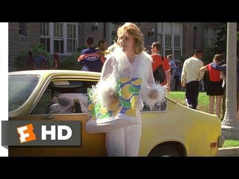 Never Been Kissed (1/5) Movie CLIP - First Day Of High School (1999) HD
