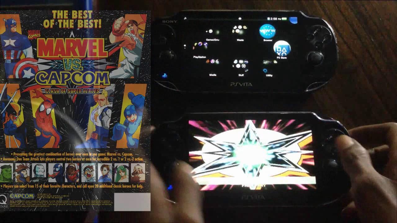 Marvel vs capcom 2 mame rom | Marvel vs Capcom (U) ROM  2019-03-06