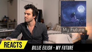 Download song Producer Reacts to Billie Eilish - My Future