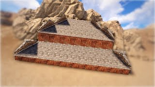 """RAIDING a """"SUPER BUNKER"""" built into the side of a ROCK CLIFF!"""