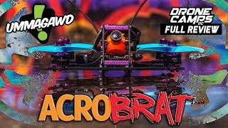Rotor Riot ACROBRAT by UMMAGAWD - OFFICIAL RELEASE - FULL REVIEW, Flying, & Setup Tips