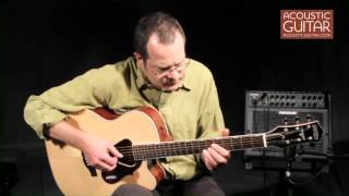 Gretsch G5013CE Rancher Jr. Review from Acoustic Guitar