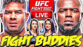 🔴 UFC WASHINGTON DC: OVEREEM VS ROZENSTRUIK + RODRIGUEZ VS CALVILLO LIVE FIGHT REACTION!