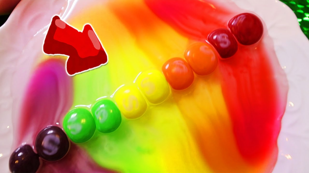 Rainbow Art You Can Do At Home Science Project Slime Putty Elieoops