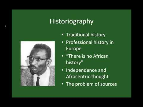 Flagler College HIS 363 Modern Africa: Historiography and Geography