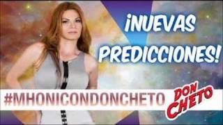 mhonividente en el show de don cheto 5 10 2017 predicciones nuevas