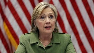 Did Clinton accept bribes during the uranium deal?