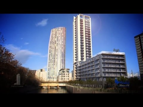 Stratford Riverside, London | Location Overview