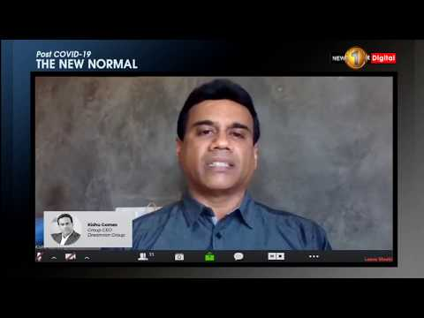 Covid 19 New Normal News 1st Webinar Episode 2 Youtube