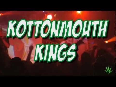 Kottonmouth Kings - The Welcome to Stonetown Tour!! Suburban Noize Records