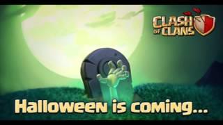 Clash of Clans | Próxima Actualización | Especial Halloween 2014