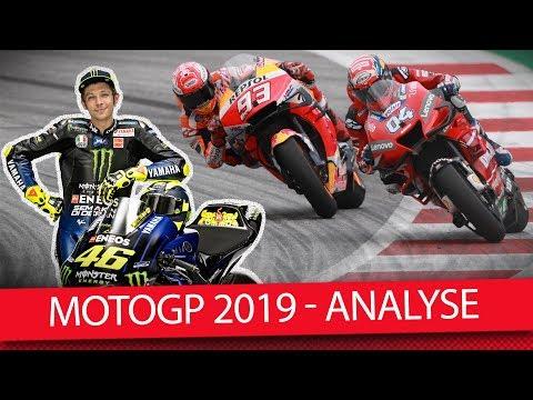 Team für Team: Der große Rückblick – MotoGP 2019 (Talk)