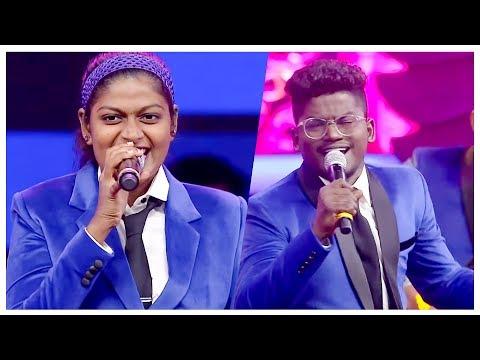 casteless-collective-entertaining-performance-|-vikatan-nambikkai-awards-2018