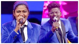 Casteless Collective Entertaining Performance | Vikatan Nambikkai Awards 2018