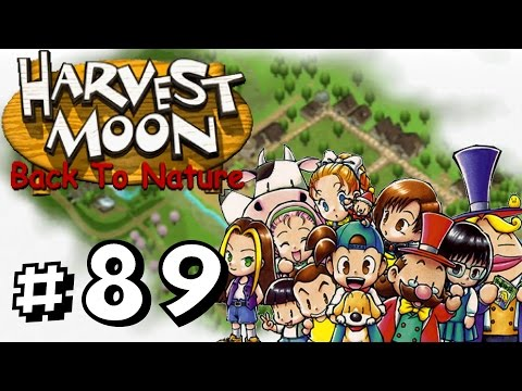 Harvest Moon Back To Nature (PS3) Commentary #89: Relaxation Tea