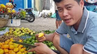 Có ai được như Khương Dừa, ăn trái cây miễn phí, mang về và hứa gả con gái???