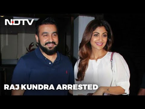 Raj Kundra, arrested in porn apps case, to be produced in Mumbai ...