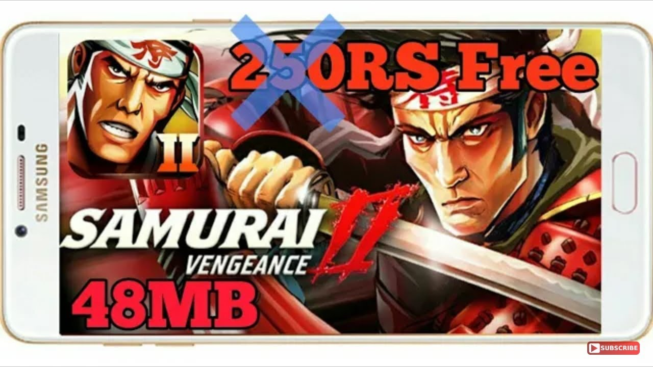 (48 MB) Samurai 2 game kaise download kare    FREE FOR ANDROID