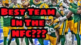 Green Bay Packers Are Confirmed A NFC Threat