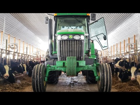 1,700 Head Dairy Operation