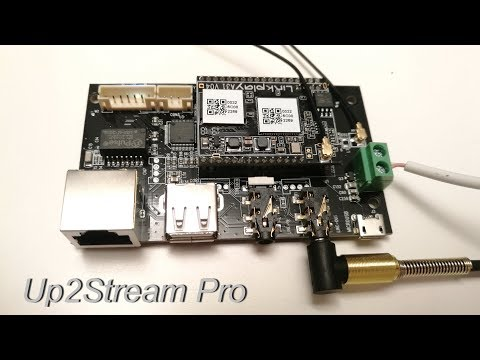 Arylic - Up2stream Pro - Wifi & Bluetooth Audio Receiver Board (Quick Tutorial)