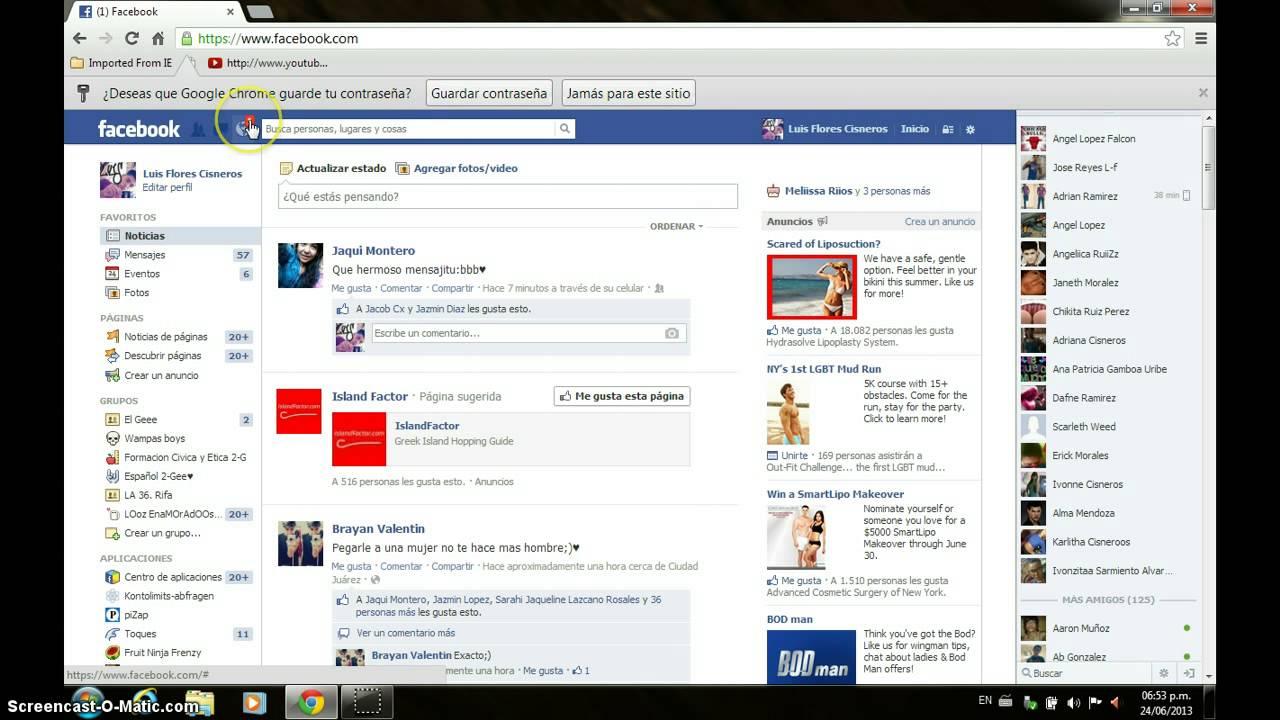 Como Aparentar Ser Popular En Facebook Funciona Doovi